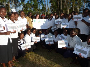 Skills Training Workshops in Kenya: Generating Incomes and Empowering Women