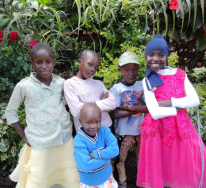 Why you should sponsor a child: young friends at IPI